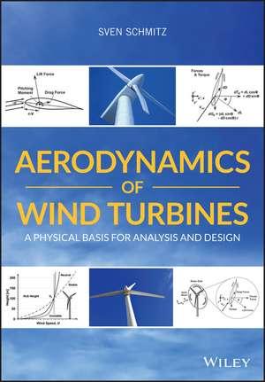 Aerodynamics of Wind Turbines: A Physical Basis for Analysis and Design de Sven Schmitz