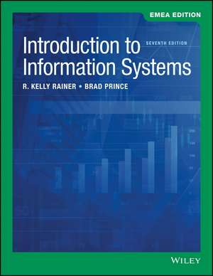 Introduction to Information Systems de R. Kelly Rainer