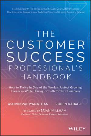 The Customer Success Professional′s Handbook imagine