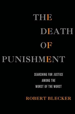 The Death of Punishment imagine