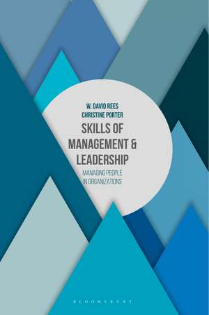 Skills of Management and Leadership