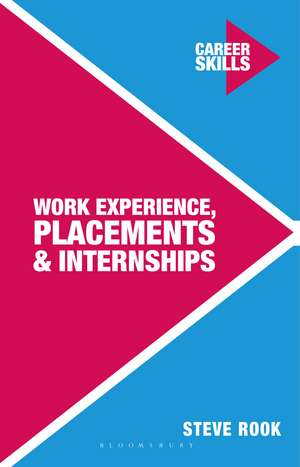 Work Experience, Placements and Internships imagine