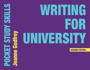 Writing for University imagine