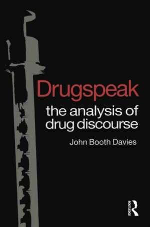 Drugspeak