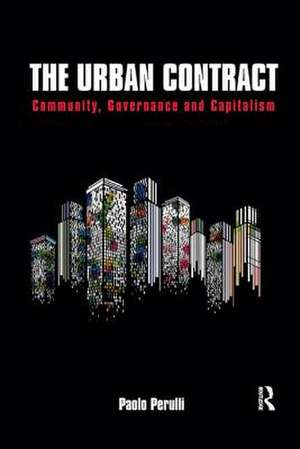 The Urban Contract de Italy) Perulli, Paolo (University of Eastern Piedmont