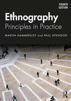 Ethnography de Martyn Hammersley