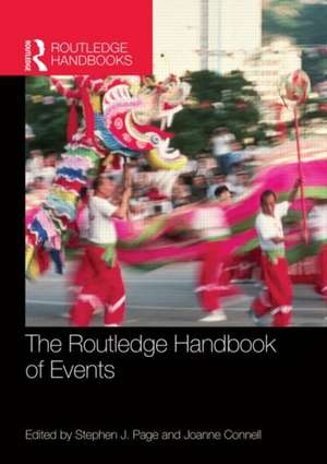 The Routledge Handbook of Events imagine
