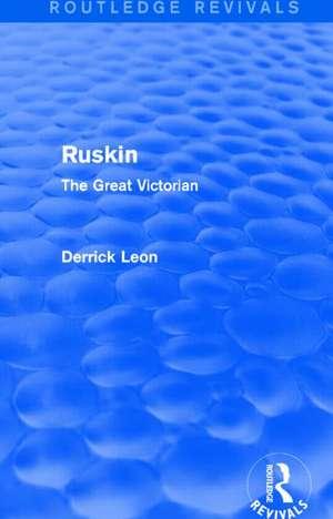 Ruskin de Derrick Leon
