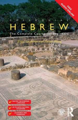 Colloquial Hebrew de Zippi Lyttleton