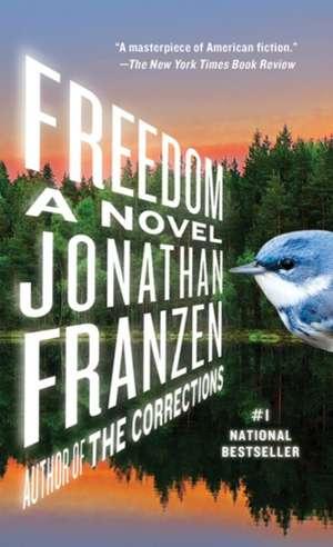 Freedom de Jonathan Franzen
