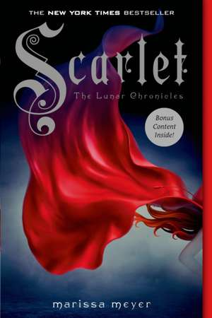 Scarlet: The Lunar Chronicles vol 2 de Marissa Meyer