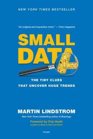 Small Data de Martin Lindstrom