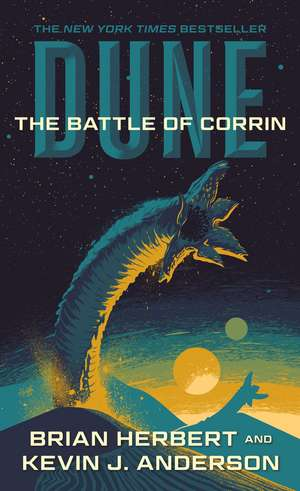 Dune: The Battle of Corrin: Book Three of the Legends of Dune Trilogy de Brian Herbert