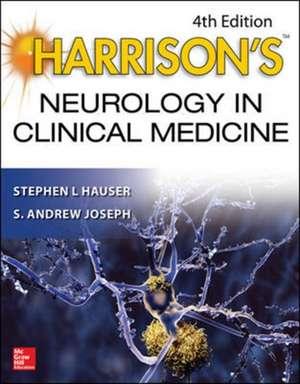 Harrison's Neurology in Clinical Medicine, 4th Edition