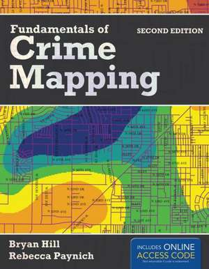 Fundamentals of Crime Mapping imagine