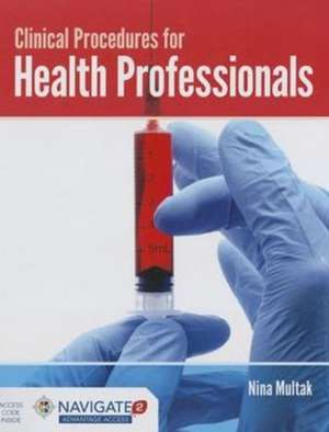 Clinical Procedures for Health Professionals