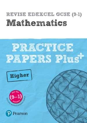Linksy, J: REVISE Edexcel GCSE (9-1) Mathematics Higher Prac de Navtej Marwaha