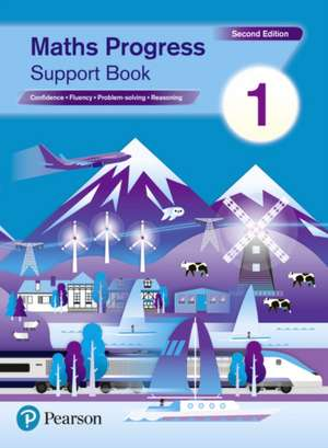 Maths Progress Support Book 1 de Katherine Pate