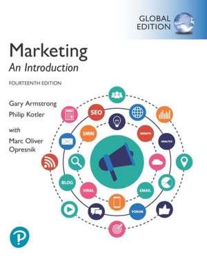 Marketing: An Introduction, Global Edition de Gary Armstrong