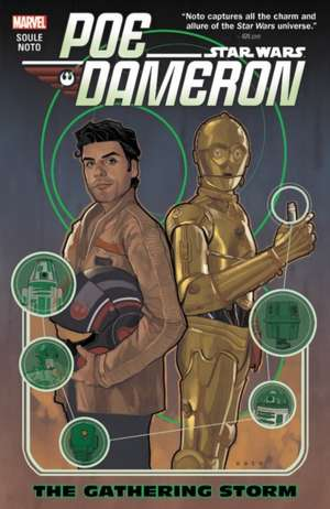 Star Wars: Poe Dameron Vol. 2: The Gathering Storm de Charles Soule