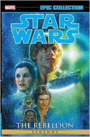 Star Wars Legends Epic Collection: The Rebellion Vol. 2 de Brian Wood