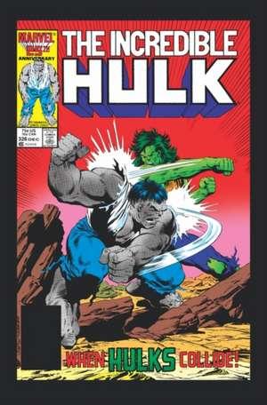 Incredible Hulk Epic Collection: Going Gray imagine