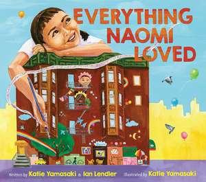 Everything Naomi Loved de Katie Yamasaki
