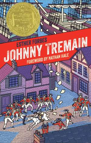 Johnny Tremain 75th Anniversary Edition de Esther Hoskins Forbes