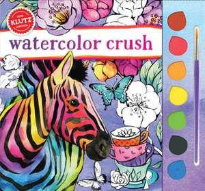 Watercolor Crush de Klutz