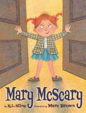 Mary McScary de R. L. Stine