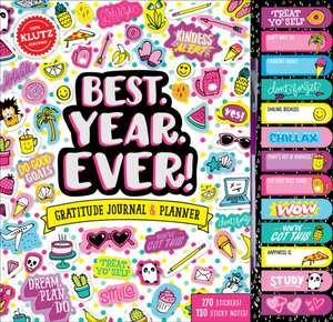 Best. Year. Ever! de Editors of Klutz