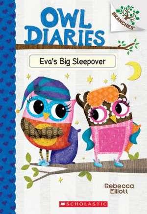 Eva's Big Sleepover imagine