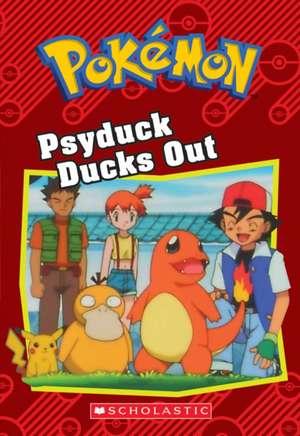 Psyduck Ducks Out (Pokemon de S. E. Heller