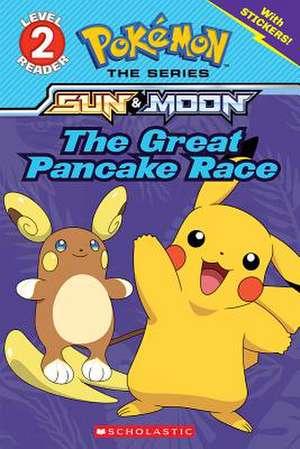 The Great Pancake Race de Jeanette Lane