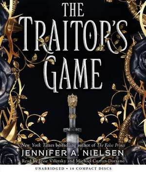 The Traitor's Game de Jennifer A. Nielsen
