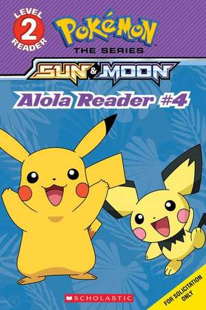 Making the Band (Pokemon Alola Reader #4) de Maria S. Barbo