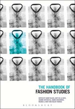 The Handbook of Fashion Studies de Professor Sandy Black
