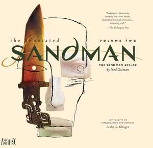 Annotated Sandman Volume 2