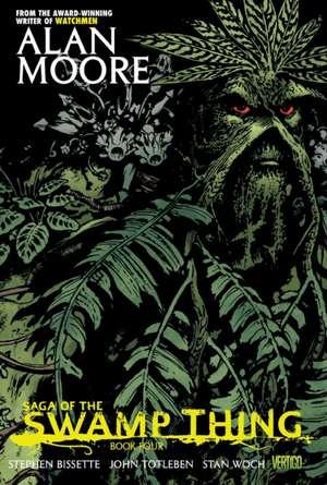 Saga of the Swamp Thing Book Four imagine