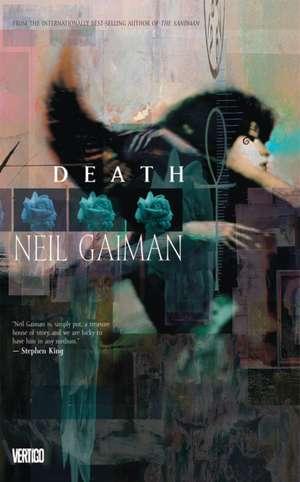 Death de Neil Gaiman
