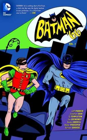 Batman '66, Volume 1