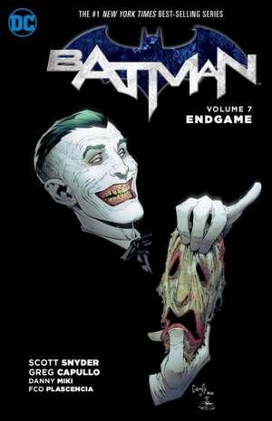 Batman, Volume 7:  Endgame de Scott Snyder