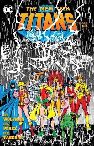 New Teen Titans TP Vol 6