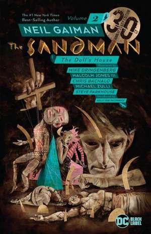 The Sandman Volume 2: The Doll's House 30th Anniversary Edition de Neil Gaiman