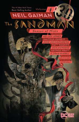 The Sandman Volume 4: Season of Mists - 30th Anniversary Edition de Neil Gaiman