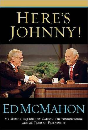 Here's Johnny! (OUTLET) de Ed McMahon