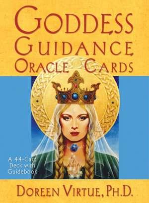 Goddess Guidance Oracle Cards de Doreen Virtue