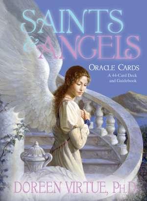 Saints & Angels Cards de Doreen Virtue