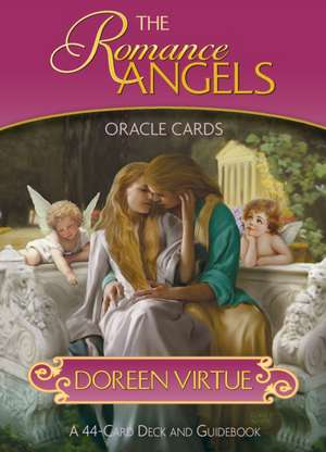 The Romance Angels Oracle Cards de Doreen Virtue