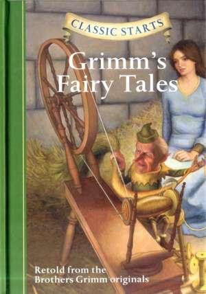 Grimm's Fairy Tales de Deanna McFadden